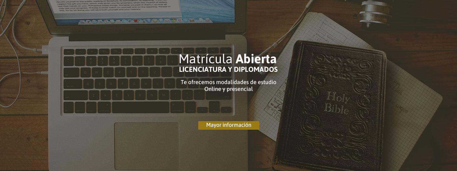 Semper Reformanda | Licenciatura Online